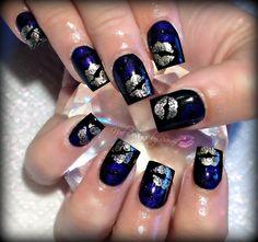 Luscious Lips on your nails~Sarahs Nail Studio・ Cute Nail Art, Beautiful Nail Art, Gorgeous Nails, Love Nails, Pretty Nails, Kiss Nails, Nail Studio, Nail Art Galleries, Cool Nail Designs