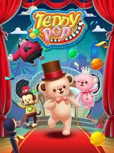 Plan your every pop to rescue cute Teddy in this fun puzzle game saga