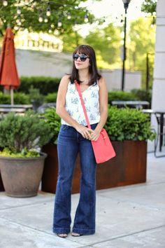 GiGi New York | My Style Vita Fashion Blog | Salmon Elle Crossbody