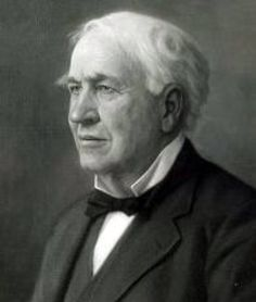 Oct. 18, 1931 Thomas Edison died at the age of 84.
