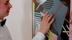 SOUND POSTER 1.0. The first of our experiments using conductive paint to create an interactive poster. Simply move your hand over the differ...