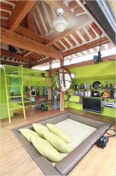 My video game room for my future house :D Future House, Dream Rooms, Dream Bedroom, Awesome Bedrooms, Coolest Bedrooms, Cool Boys Bedrooms, Bedroom Ideas For Teen Boys, Teenage Boy Bedrooms, Cool Bedroom Ideas