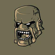 Clash of Clans - Zombie