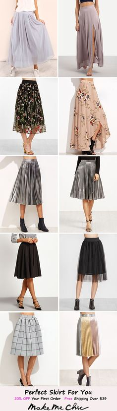 New Fashion,New Summer! Your favourite skirts are waiting for you.