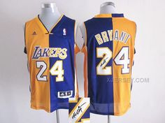 http://www.xjersey.com/lakers-24-bryant-purple-yellow-split-signature-edition-jerseys.html Only$36.00 #LAKERS 24 BRYANT PURPLE & YELLOW SPLIT SIGNATURE EDITION JERSEYS #Free #Shipping!