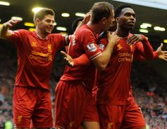 Liverpool 4 WBA 1