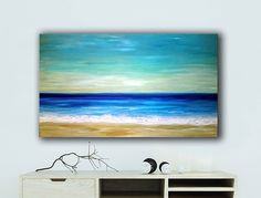 Hey, I found this really awesome Etsy listing at https://www.etsy.com/listing/483248970/abstract-seascape-paintingwedding-gift