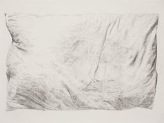 Tanya Wood, Pillow. Courtesy Jerwood drawing prize