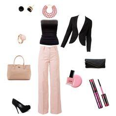 Polished in Pink, created by lisa-belaski on Polyvore