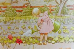 elsa beskow around the year