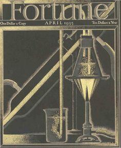 Fortune Magazine April 1935 (John O'Hara Cosgrave II)