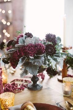 Photography: ALLAN ZEPEDA   allanzepeda.com Styling: Lindsey Brunk   lindseybrunk.com Florals: Black Dahlia   www.facebook.com/BlackDahliaDesign   View more: http://stylemepretty.com/vault/gallery/19876