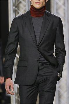 Farb-und Stilberatung mit www.farben-reich.com - Hermès - Men Fashion Fall Winter 2013-14.