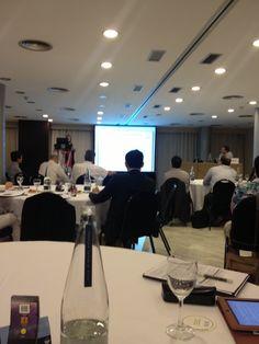 Competitive  Marketing Intelligence Conference, May 2013 Barcelona Edwin Vlems