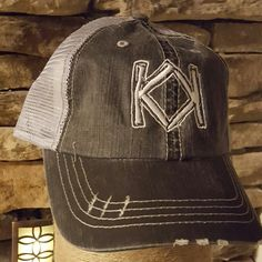 Mesh hat (Trucker) Cool and comfy!