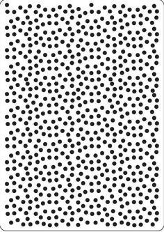 Polka dots (Crafts Too)