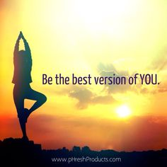 Be the best version of YOU. Stay pHresh. #best #you #beyourself #selfworth #selflove #motivation #inspiration #inspired #happiness #happy #love #life #live #awesome #sun #shine #sky #nature #beautiful #healthy #health #wealth #feelgood #phresh #greens #alkalizing #superfood