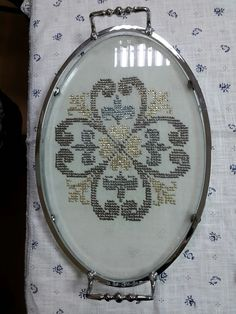 Cross Stitch Patterns, Needlework, Diy Crafts, Embroidery, Sewing, Handmade, Accessories, Facts, Hardanger