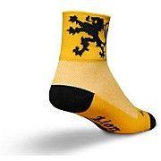 SockGuy Lion Of Flanders Socks Sale $7.99 Save 47% Regular $14.99 - GoodyFinder.com