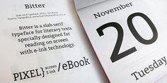 ダウンロードしておきたい、フリーフォント素材25個まとめ 2012年12月度 - Photoshop VIP
