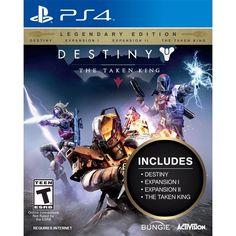 Destiny: The Taken King - Legendary Edition - PlayStation 4, Multi, 87442