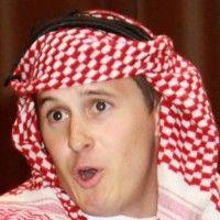 Bowman in Arabia - Bowman Dickson (@Bowman Dickson , bowmanimal on Twitter)