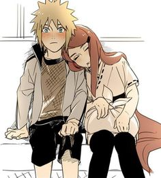 Love the best and cutest couple ever. #Minakushi