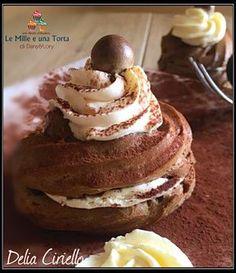 Party Desserts, Mini Desserts, Healthy Desserts, Dessert Recipes, Sweet Corner, Nutella, Tiramisu, Food And Drink, Cooking Recipes