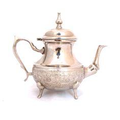 Vintage grote Marokkaanse Alpaca zilveren door TwoTimeVintage