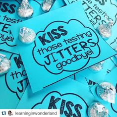 already has her testing treats prepped! Is your school testing soon? Grab this FREEBIE pack from my shop! School Treats, School Gifts, Student Gifts, School Stuff, Teacher Problems, Student Problems, Testing Treats For Students, Student Treats, Staar Test