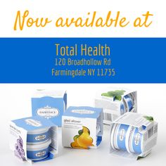Did you know! You can now find Dairyface at Total Health in Farmingdale NY. Share the news.