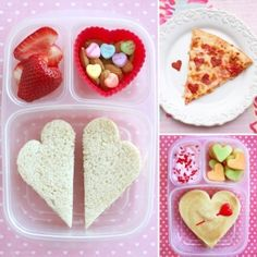 Valentine's Day Lunch Ideas For Tots by lynne
