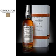 """""""World's First"""" Extra Matured Single Malt Scotch Whisky Discovered in Highland Warehouses Re-release of Glenmorangie 1963 celebrates creation of extra-maturation. Read more @ http://prn.to/1SU4JLE #news #ff #whisky #Scotch"""