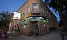 The Empty Bottle, Chicago, IL - L.A. Witch, American Breakfast & Nonnie Parry, September 27, 2016
