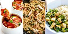 Don't fight over what to order for takeout. These recipes are easy, and will…