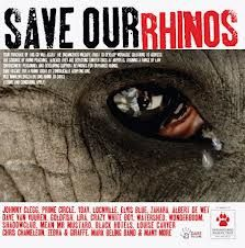 Please save them from rhino poaching! :(
