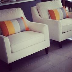 Dream Couches. Madras Link Cushions.