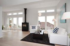 IEC-HUS Nora: Stue og interiør