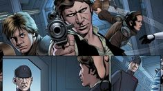 Preview the First Pages of Marvel Comics' Star Wars #1