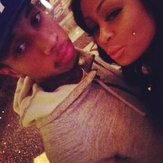 These Throwback Photos of Blac Chyna and Tyga Will Give You the Creeps