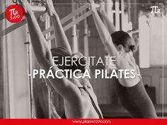 Moldea glúteos, elimina la celulitis, fomenta la autoestima y la energía.  ¿Como? ejercitándote en #PilatesStudioReformer  #CuidaTuCuerpo