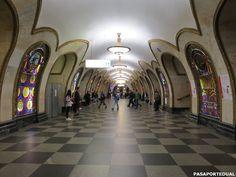 Estaciones de Metro de Moscú