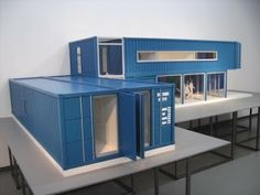 Horst-sweet-Horst: Top 5 – Containers (1)