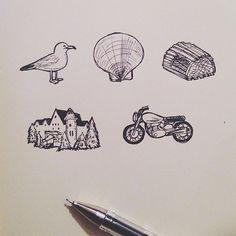 beejaedee | #sketch #illustration #moleskine