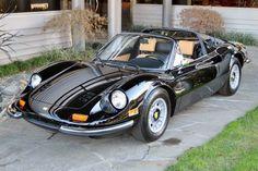 フェラーリ ディーノ 246 GTS 1974