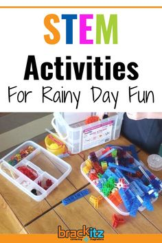 STEM activities are a lifesaver when you're stuck at home with kids! Try these fun learning games to get your children engaged, busy, and bonding as a family. #STEM #STEAM #learninggames