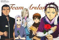 Una historia original en DVD con el quinto tomo del Manga Arslan Senki el 9 de Mayo del 2016.