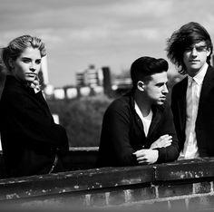 """Listen: Hot Chip's Joe Goddard remixes London Grammar's """"Nightcall"""""""