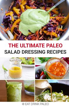 15 Popular Paleo Salad Dressings (Must-Try Recipes)