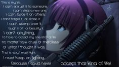 Anime Quote #340 by Anime-Quotes on DeviantArt